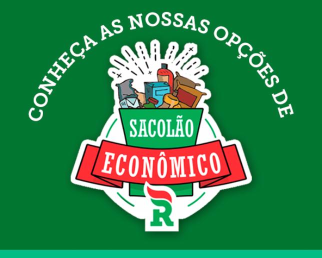Economize com as nossas opções de Sacolão Econômico